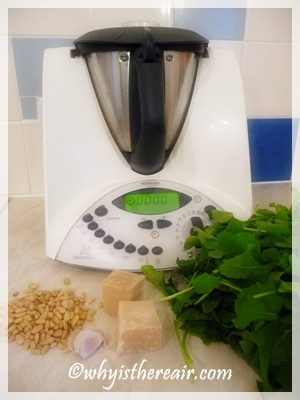 Thermomix is the smallest kitchen in the world and it's perfect on boats and in caravans