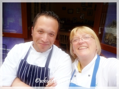James Knight-Pacheco and Madame Thermomix