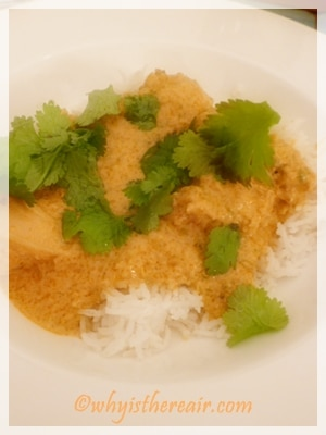 Making Thermomix Chicken in Yoghurt is faster than reheating a ready-made one!