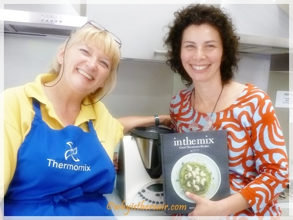 Madame Thermomix and Dani Valent