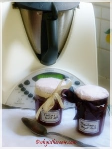 Thermomix Strawberry Jam