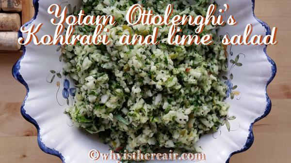 A flavour-packed creation by Yotam Ottolenghi, made fast and easy by Madame Thermomix