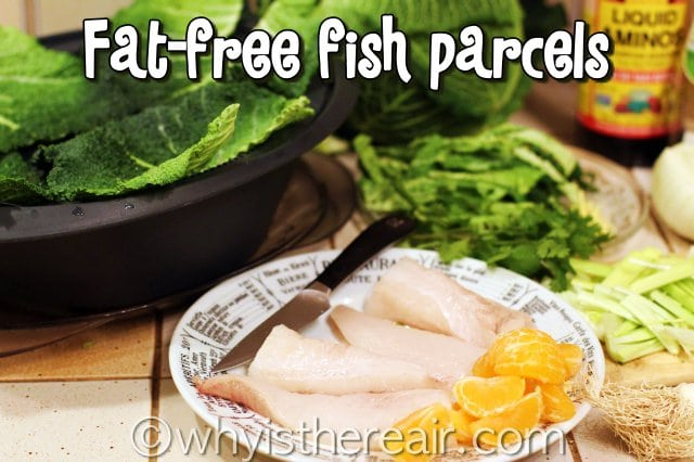 Use any white fish if you're on the Protocol or any fish at all if you just want a nice meal ;-)
