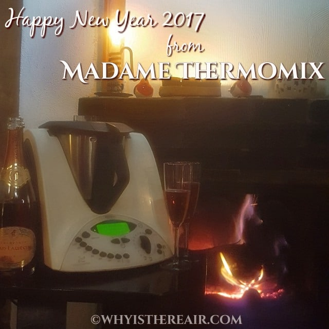 We wish you and yours everything that is good, right and beautiful for 2017 and beyond. Be it with your TM31 or your TM5, Happy Thermomix Cooking!