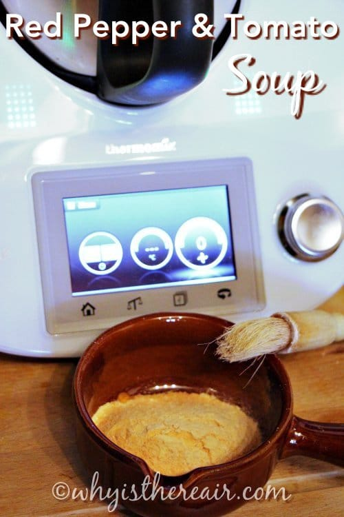 Red lentils are a perfect natural thickener for soups and stews. Thermomix makes it fast and easy to grind your own lentils and even make lentil flour!