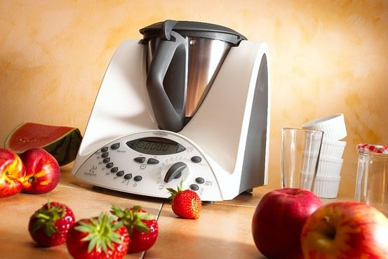 Photo of Thermomix courtesy of Wall Street Journal