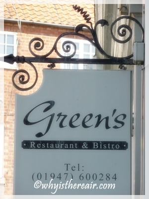 Green's of Whitby