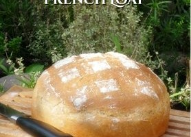 Make this gorgeous Country French Loaf in your Thermomix