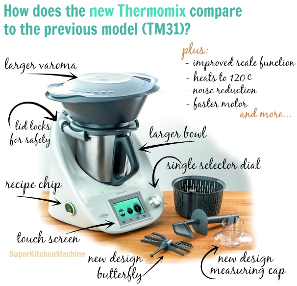 Thermomix TM5: The New Kid on the Block -