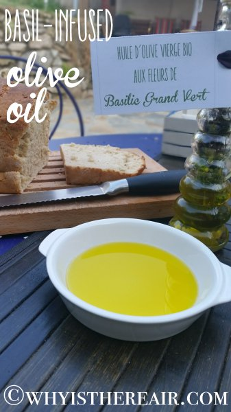 Dip thick slices of Thermomix-made bread into your Herb-Infused Oil for a taste sensation and an easy treat!