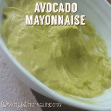 Lunchbox Doctor's Avocado Mayonnaise