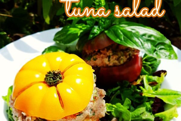 Fat-Free Tuna Salad