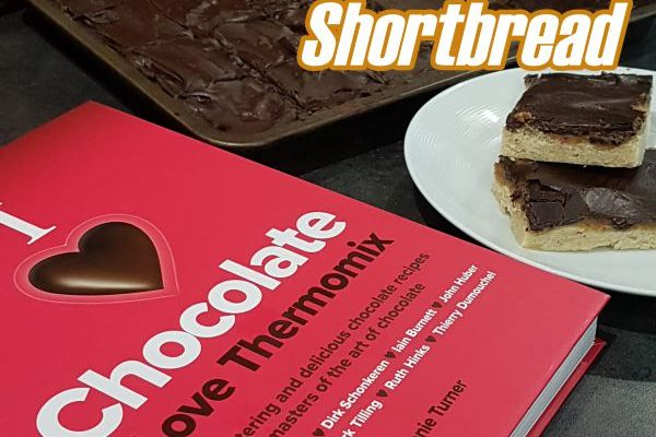i ♥ Chocolate I Love Thermomix cookbook review